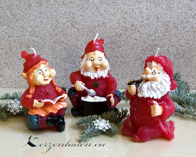 Kerze tanne bronze 13cm kerzen figuren advent tischdeko for Dekoideen nach weihnachten
