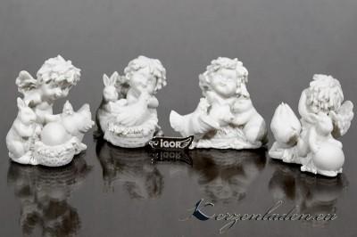 Engel Igor - Ostern   6-7cm verschiedene Formen