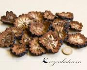 Dekoration Atafrucht-Scheiben 100g - Natur