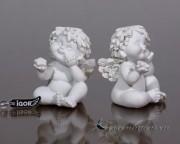 Engel Igor sitzend  6,5-7,5cm  verschiedene Formen