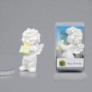 Engel Igor Geschenkbotschaft - verschiedene Formen - 7cm