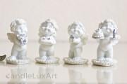 Engel Igor Hochzeit - 7cm verschiedene Formen