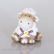 Keramik Woll Schaf - verschiedene Varianten